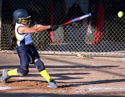 Girls Softball Batting Videos
