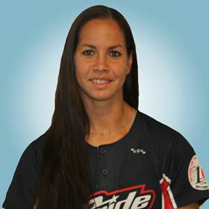 Cat Osterman USSSA Pride